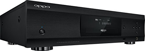 Oppo UDP-205 (Dolby Vision) - Ultra HD Blu-ray Disc Player