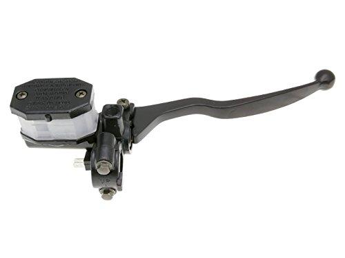 Bremspumpe/Bremszylinder mit Handbremshebel vorn mit M8 Spiegelaufnahme