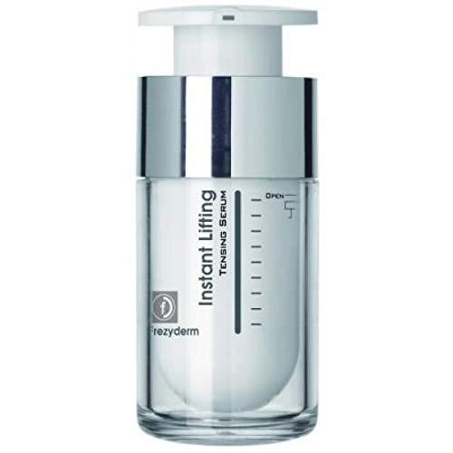 FREZYDERM Instant Lifting Serum Geschenkset (Instant Lifting, 15 ml & Gift Anti-Falten-Nachtcreme, 15 ml & Augencreme, 5 ml & Kosmetikbeutel) -
