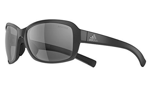 adidas Sonnenbrillen BABOA AD21 MATTE BLACK/GREY POLARIZED Unisex