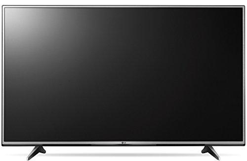 LG 55UH615V 139 cm (55 Zoll) Fernseher (Ultra HD, Triple Tuner, Smart TV) schwarz -