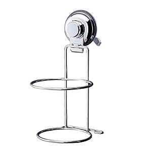 Vosarea Halterung für Haartrockner aus Edelstahl für Badezimmer