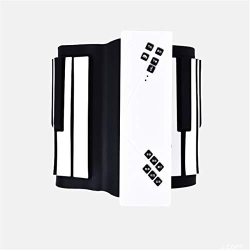 Verdickt Apple (Handrollentastatur XTLbaofu verdickt 88-Tasten tragbare Multifunktions, geeignet für Kinder Erwachsene Anfänger üben)