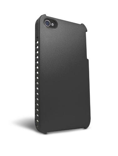 iFrogz Luxe Lean Housse pour iPhone 4G Fer Noir