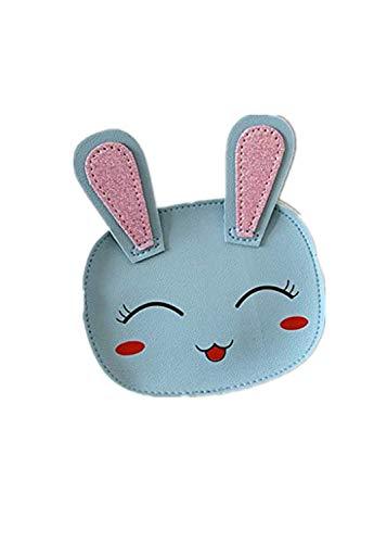 CommittedeSchultertasche, Mädchen Süßes Kaninchen Handtasche Messenger Mini Kleine Tasche Geschenk Kinder Umhängetasche Kindertasche Schultertasche Klein Pink