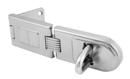 Masterlock 720EURD - 16Cm Aldaba Acero Endurecido- 1Bisagra
