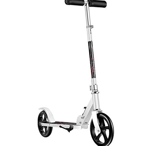MGIZLJJ Roller Adult Kick Scooter Rasierer Roller für Kinder Roller für Kinder im Alter von 6-12 Scooter Micro Maxi Roller mit Stabiler Leistung Faltbarer Lift Roller Bester Freestyle Pro Scooter der