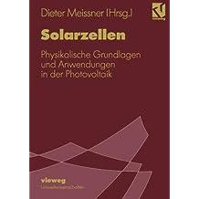Suchergebnis Auf Amazon De Fur Solarzelle Bucher