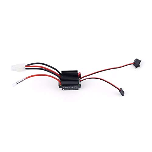 drf8090w-eop 7.4-11.1V 320A RC Ship & Boat R/C Hobby Brushed Motor Speed   Controller ES