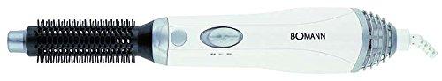 Lockenstab mit 2 Leistungsstufen Curler Rundbürste Warmluftstyler Haarstyling Haarstyler (sparsame 300 Watt + Drehgelenk)