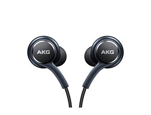 SAMSUNG EO-IG955 Earphones Tuned by AKG / Galaxy Galaxy S8 / S8 + earphone [parallel import] (Titanium Gray) Bulk package