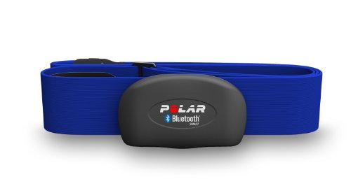 POLAR Sportuhr Herzfrequenz-Sensoren-Set H7 Blue Bluetooth Smart M-XXL, blau, 0725882018140 Nike-sensor