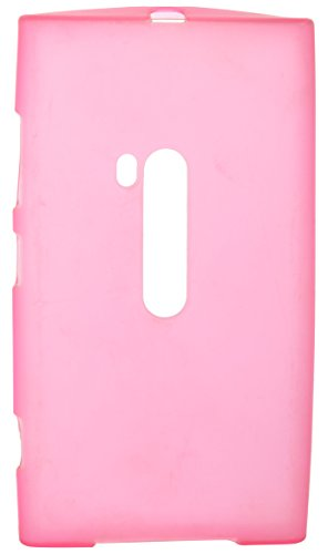 iCandy™ Colourful Thin Matte Finish Soft TPU Back Cover For Nokia Lumia 920 - Pink  available at amazon for Rs.160