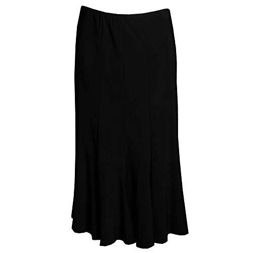 Frank Lyman Fully Lined Long Panel Skirt
