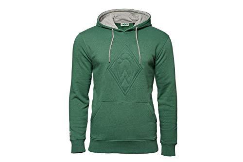 Werder Bremen SV Hoody Raute grün Gr. M