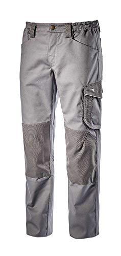 Pantalone da lavoro Diadora Utility Rock Winter-Grigio-xxxl