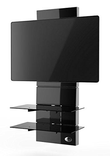 Meliconi ghost design 3000 supporto per tv da 32
