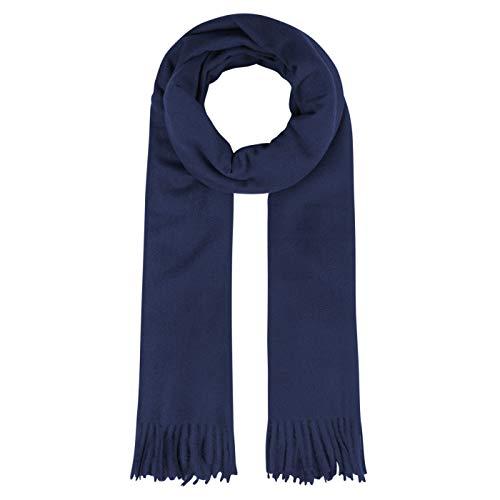 CODELLO Ultrasofter XL-Schal mit Fransen