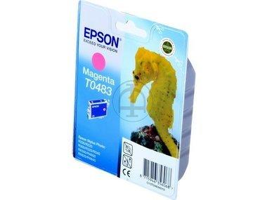 Epson Stylus Photo RX 500 (T0483 / C 13 T 04834010) - original - Tintenpatrone magenta - 400 Seiten - 13ml -