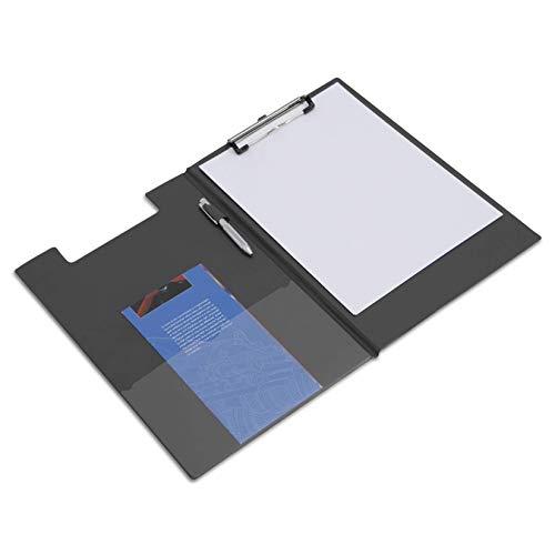 Rapesco Documentos, Carpeta Portapapeles Pinza, Incluye
