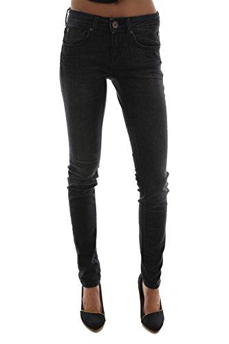 Freeman T Porter-Pantaloni skinny Jeans da donna blu - grigio 24 W/32 (Pantaloni Freeman)