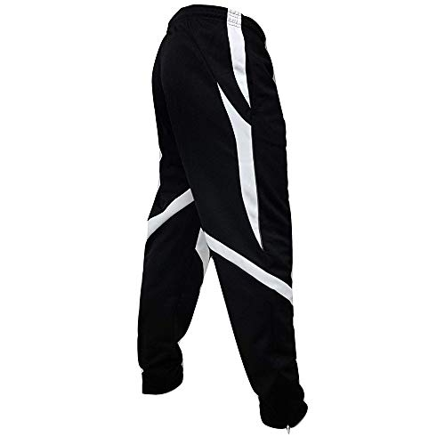 UJUNAOR Herren Sport Freizeithose Sweatpants Strandhosenmit Regular Fit Männer Gym Trainingshose Jogging-Hose Outdoorhose Freizeithose Anglerhose(Weiß,EU 50/CN XL) (Leopard Crotchless Thong)