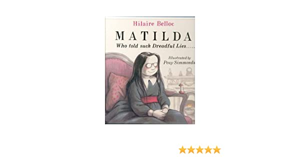 matilda poem by hilaire belloc