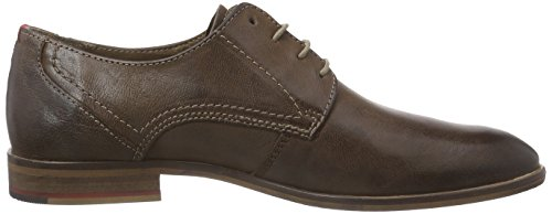 Camel Active Lounge 11, Derby homme Marron - Braun (earth)