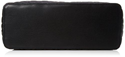Love Moschino JC4012, Tote Femmes, 15x28x41 cm Noir (Black)
