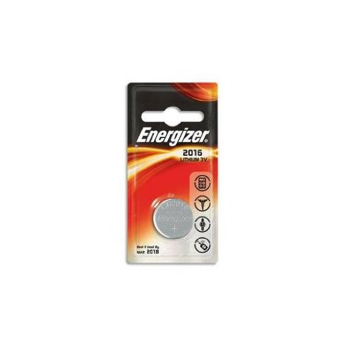 Energizer CR2016 Pile Lithium 3V
