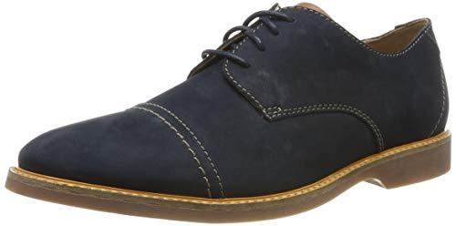 Clarks Atticus Cap, Zapatos Cordones Derby Hombre
