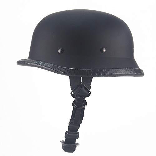 YLFC Cascos Half-Helmet,