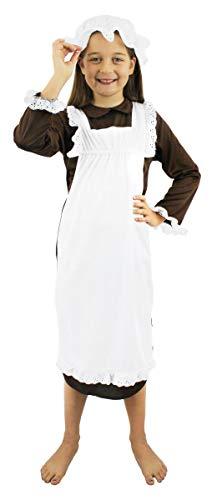 I Love Fancy Dress ILFD7025M - Disfraz de pobre Victoriano (Talla M)