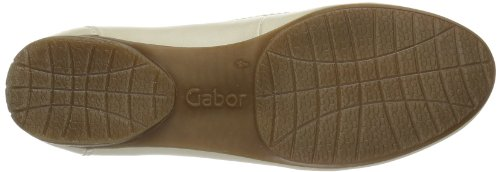 Gabor Shoes Gabor 84.210.72 Damen Mokassins Beige (pur)