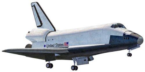 Revell - Monogramme 1 : 250 échelle Snaptite Space Shuttle Kit modèle
