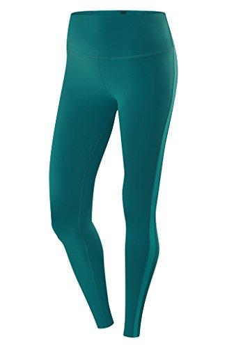TCA Hero Damen Leggins Yoga Fitnesshose Laufhose - Hellblau, S