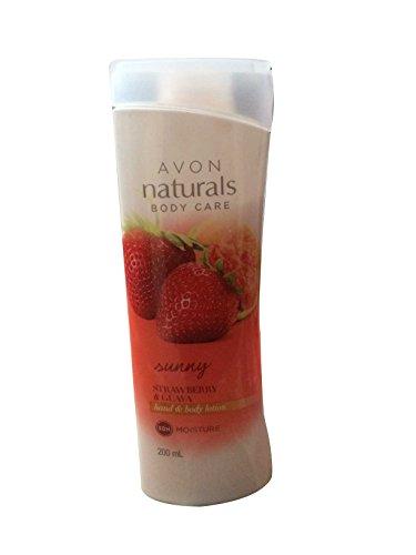 Avon Moisturizers and Creams Avon Strawberry & Guava Hand & Body lotion