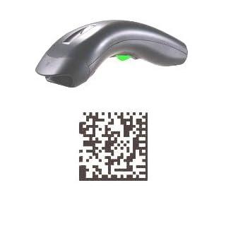 Albasca 2D MK-5500-A Barcode-Scanner USB Datamatrix und QR-Codes