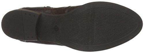 SPM - Mouse Ankle Boot, Stivali a metà polpaccio con imbottitura leggera Donna Marrone (Braun (Dk Brown 012))