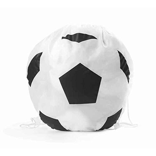 Lote 10 Mochilas Sports balón de fútbol. Mochilas, Bolsas merienda. Regalos para Eventos Infantiles. Detalles Bodas Niños