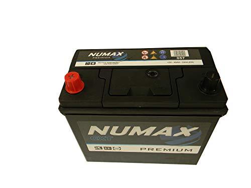 Numax Premium 057batteria Automobili, 12V 45Ah 400Amps (in)