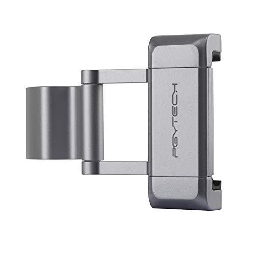 jfhrfged PGYTECH DJI Pocket Handyhalterung aus Metall + Tischstativ