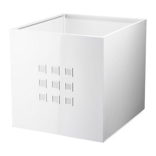 LEKMAN A4 tamaño (33 x 37 x 33 cm) almacenaje con almohadillas...