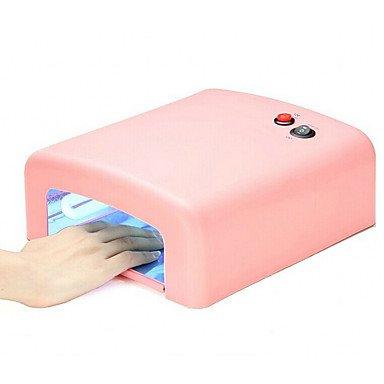 36W Secadores uñas Lámpara UV Lámpara LED Esmalte