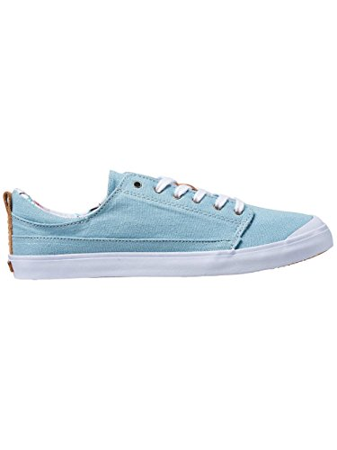 Reef Girls Walled Low, Baskets Basses Femme bleu acier