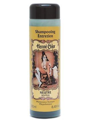 Shampoing Entretien Neutre au Henné 250ml