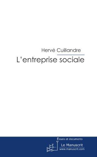 L'entreprise sociale