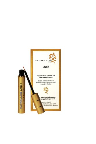 NutraLuxe MD Lash vollere Augenbrauen längere Wimpern Wachstum Serum 3.0 ml