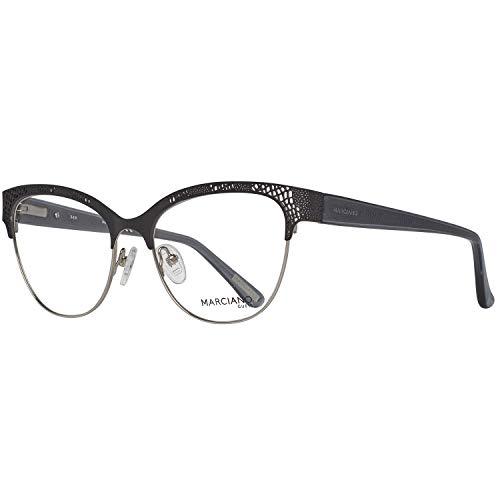 Guess Damen by Marciano Brille Gm0273 005 53 Brillengestelle, Schwarz,