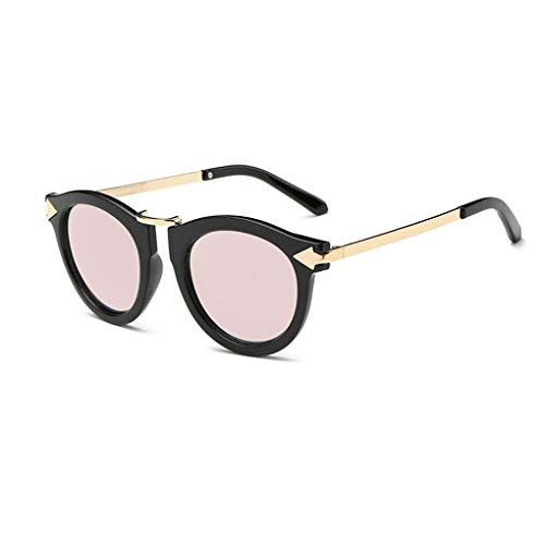 Junecat Sommer-Frauen-Retro-Sonnenbrille Weinlese-Designer Outdoor-Brillen Brillen